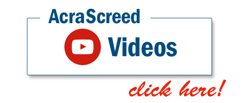 Acra Screed Concrete Screed Rail Systems Help Videos