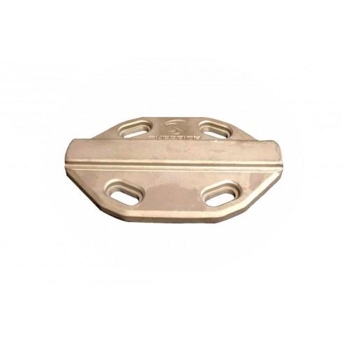 QAS™ M Male Mounting Plate